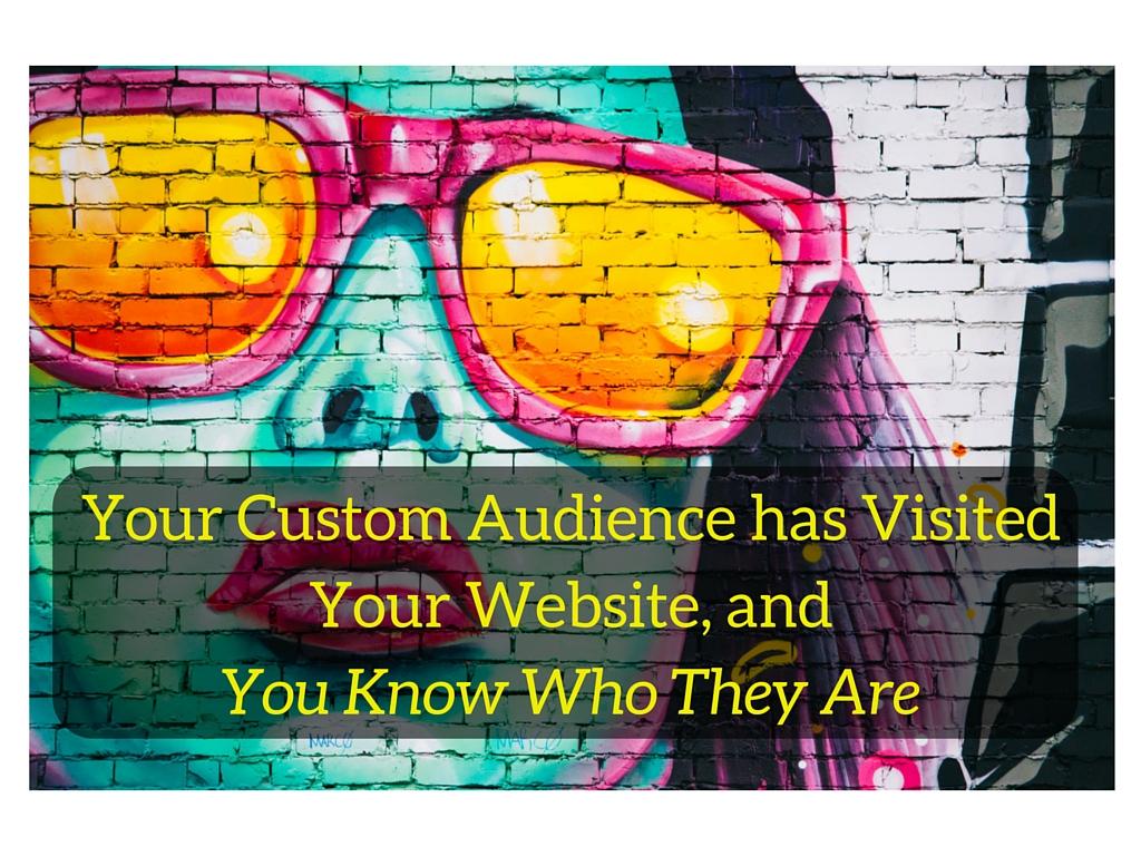 Re-target a Custom Audience